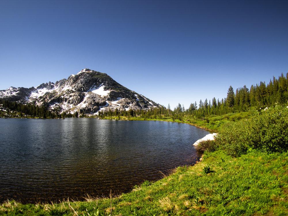 Northern Yosemite took my breath away