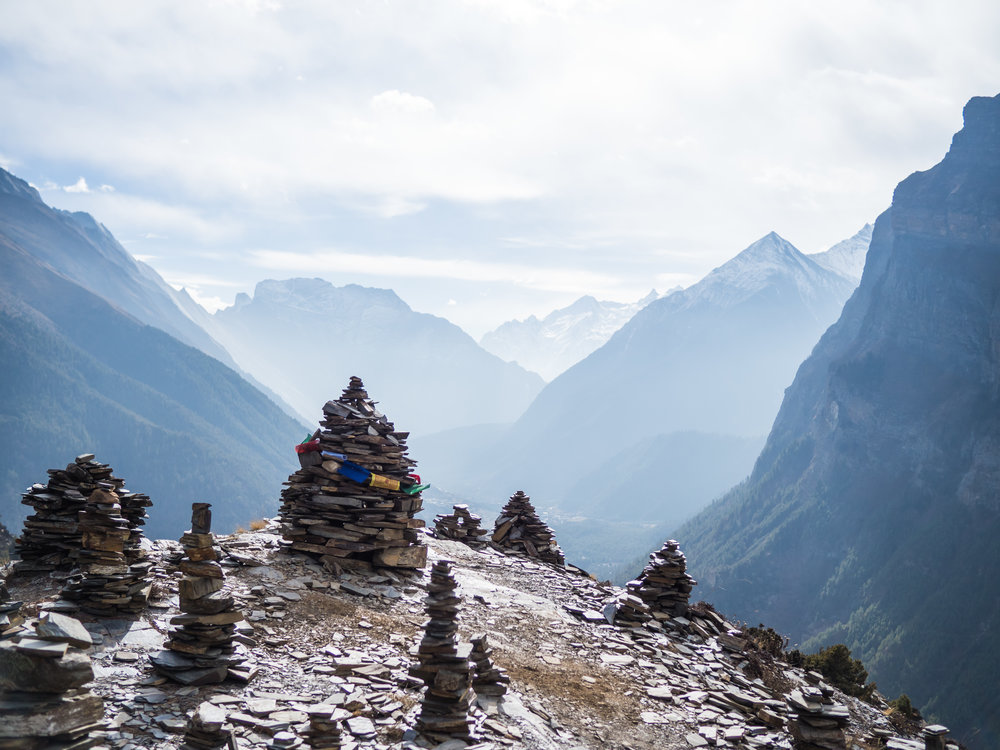 Annapurna Region -