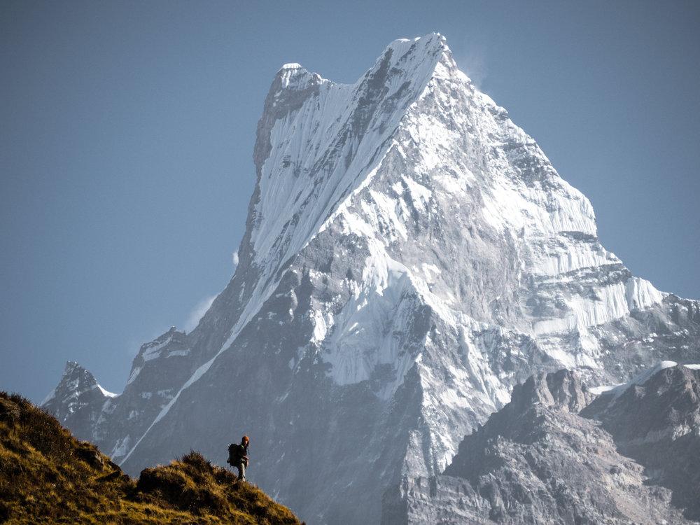 Mardi Himal Trail -