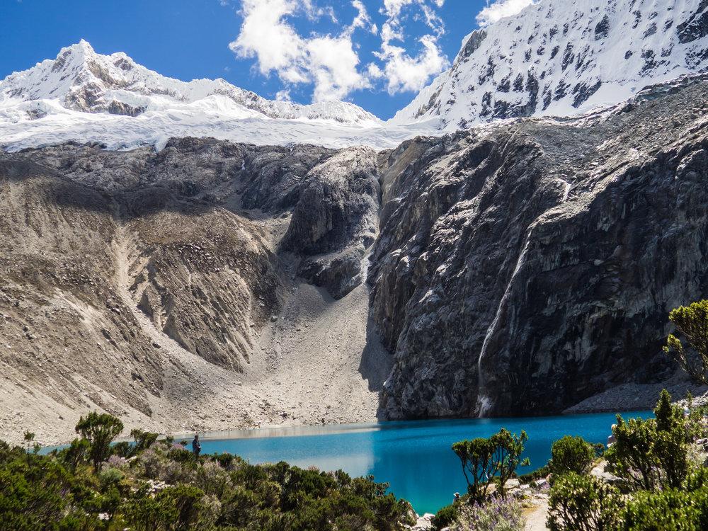 Cordillera Blanca -