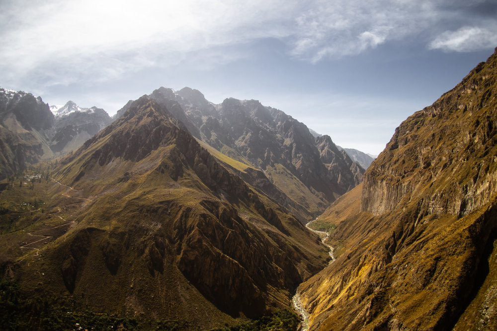 Colca Canyon -