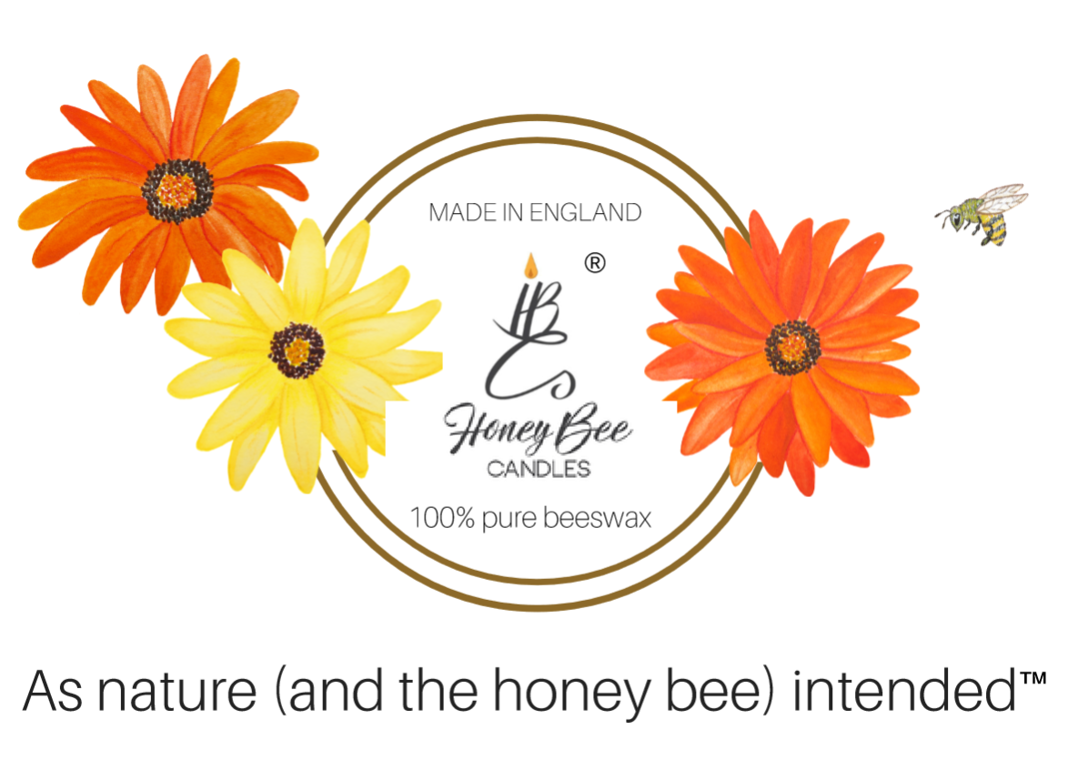 Honey Bee Candles