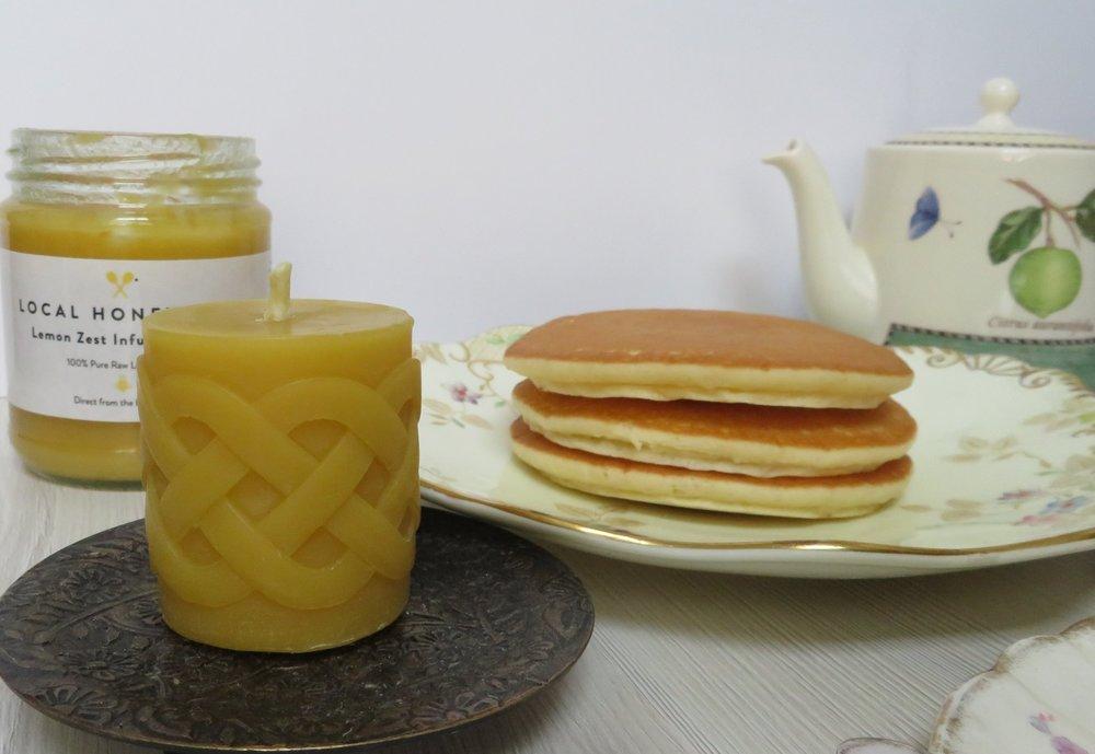 Honey+Bee+Candles+Pancake+Day+2019+3