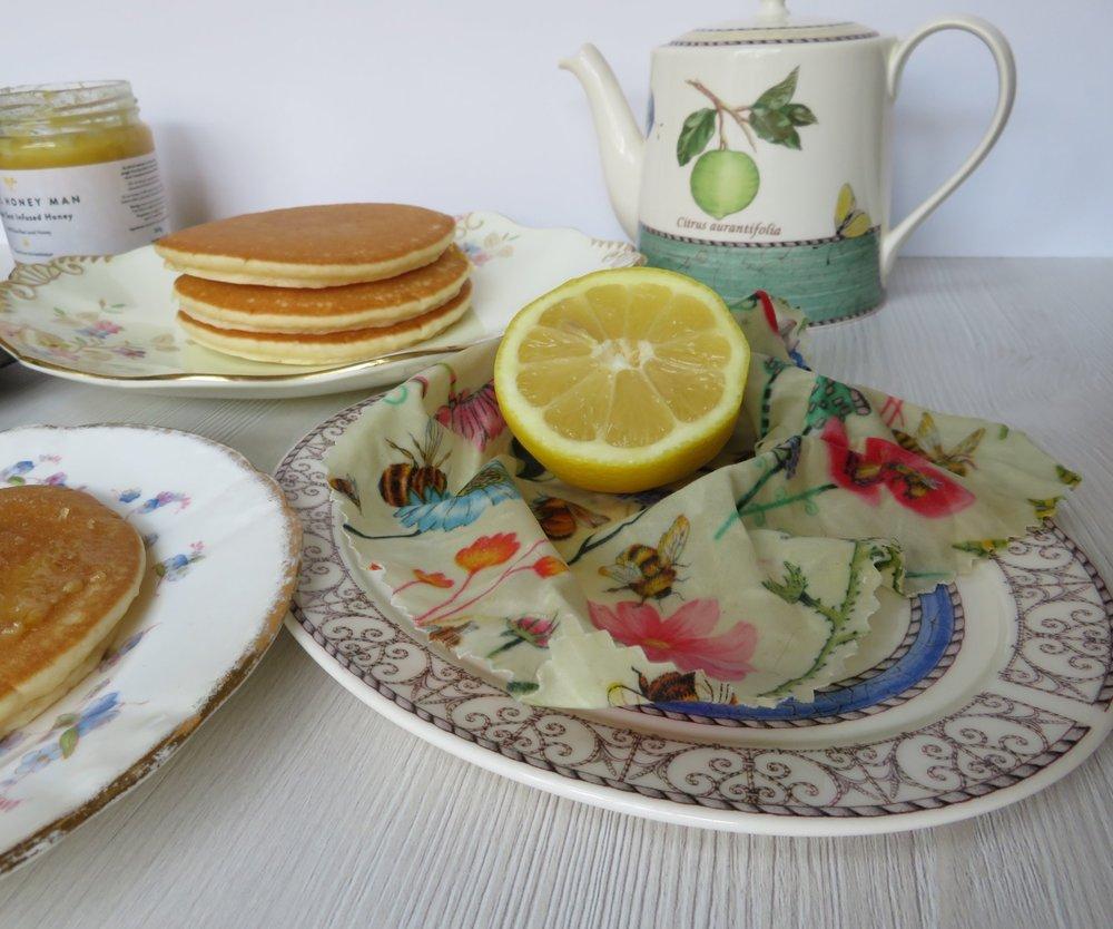 Honey+Bee+Candles+Pancake+Day+2019+2