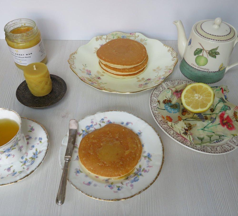 Honey+Bee+Candles+Pancake+Day+2019