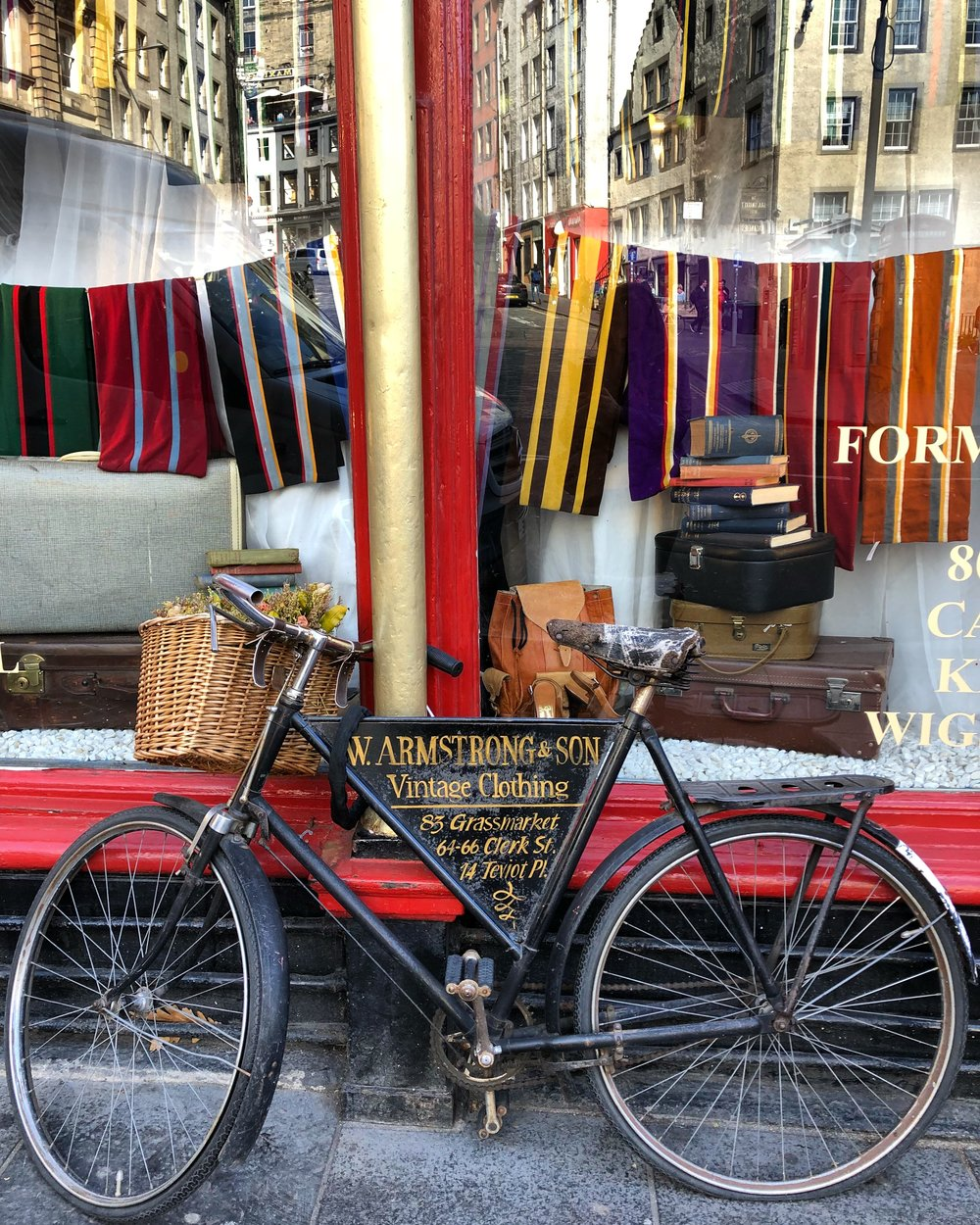 W.Armstrong & Son Vintage Store