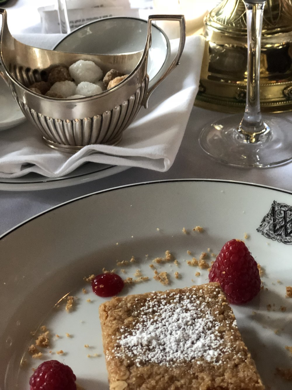 Delicious Dessert at Witchery