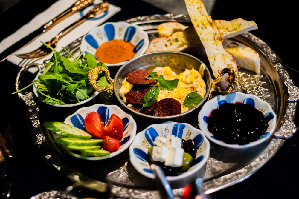Breakfast in Turkey -
