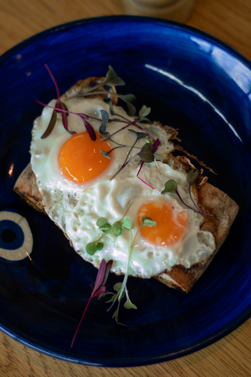 Eggs you want -