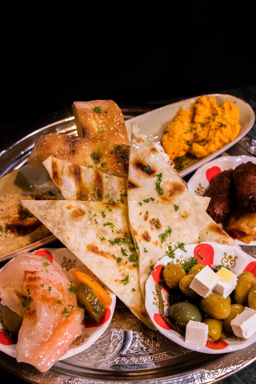 Mezze Platter -