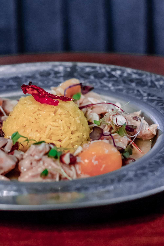 Sultan Fatih's Chicken -