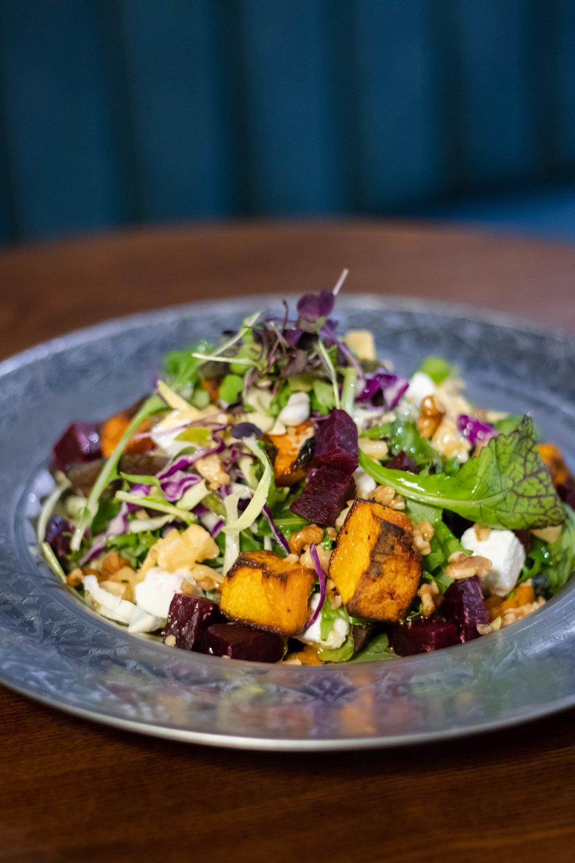 Mother Erath Salad -