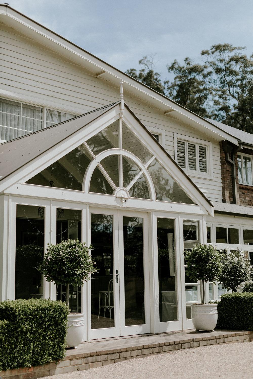 Hopewood House - Weddings - Constance & Nick - Shot 15 - The Pavilion (Downstairs) Entry - Ballroom .jpg