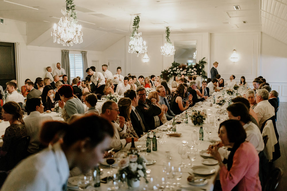Hopewood House - Weddings - Constance & Nick - Shot 17 - The Reception - Pavilion Dining Room.jpg