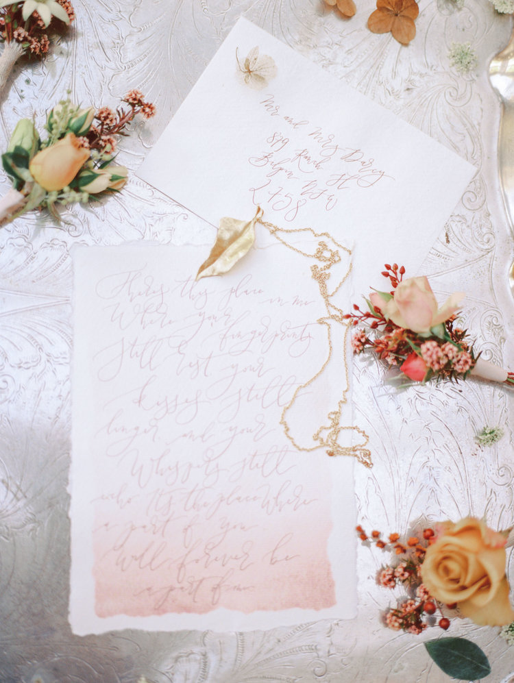 Hopewood House - Romantic Winter Wedding Shoot - Lilli Kad Photography - Shot - Notes.jpeg