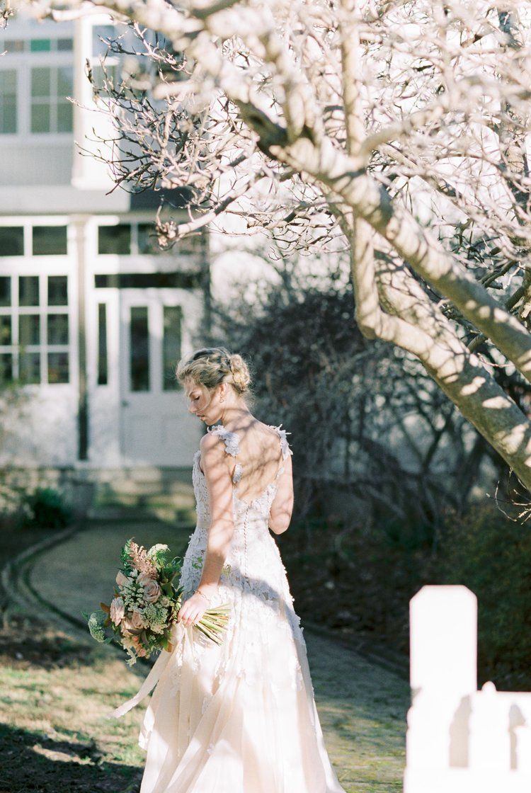 Hopewood House - Romantic Winter Wedding Shoot - Lilli Kad Photography - Shot - Residence Garden.jpeg