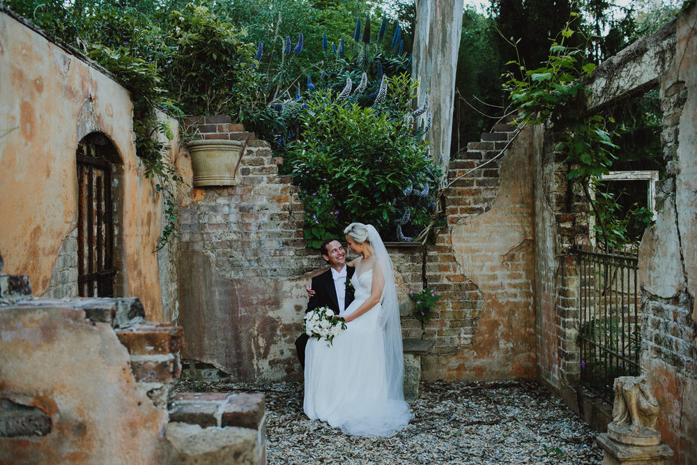 Hopewood House - Wedding Day Gallery - Courtney & Nick - Couple at the ruins.jpeg