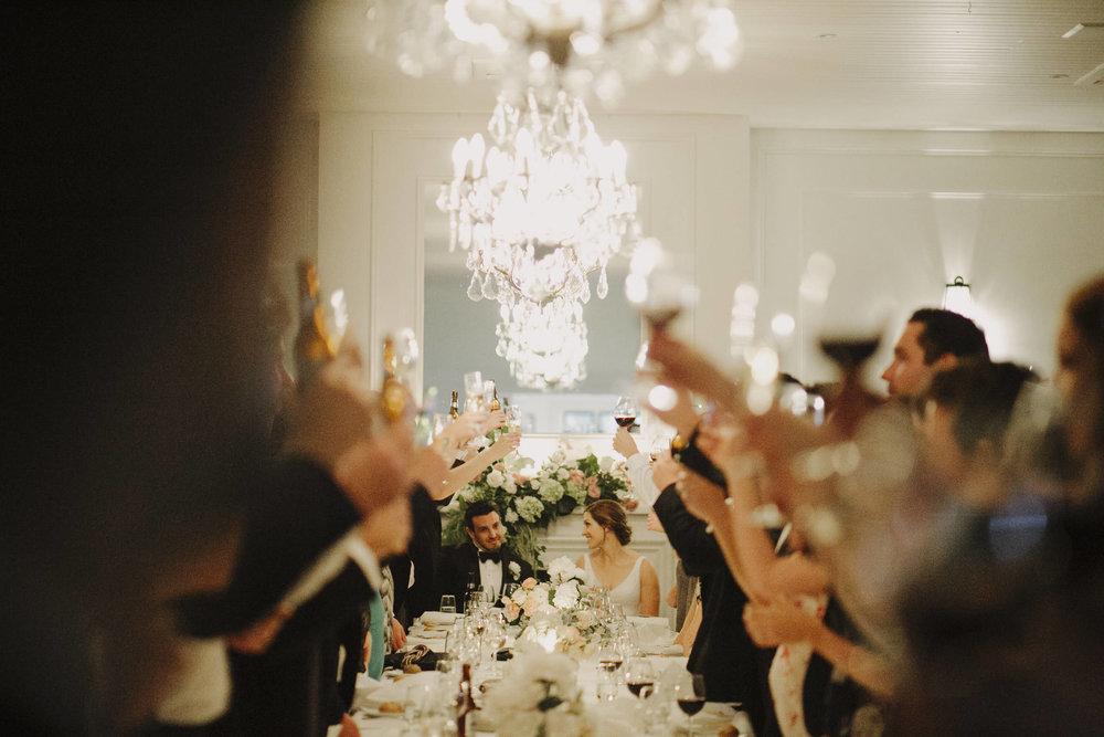 Justin Aaron Photography - Elizabeth & Damien  - Hopewood House - Wedding Gallery - The Pavilion - Grand Dining Room - Reception Celebration.jpeg