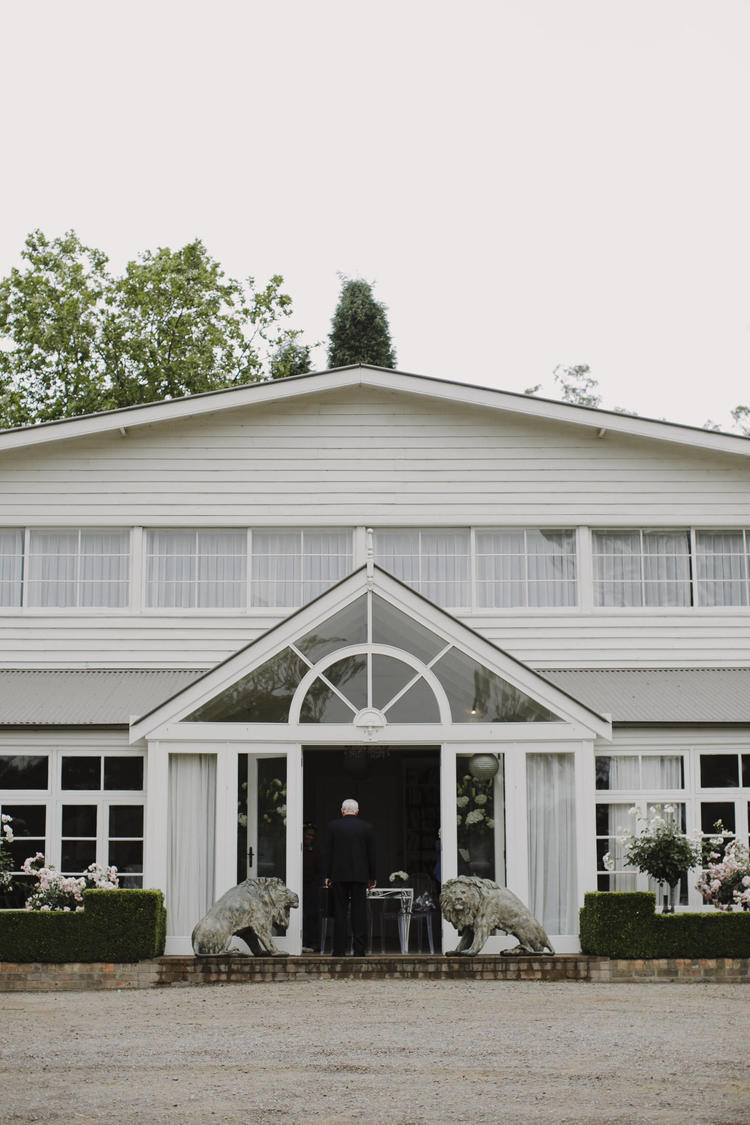 Justin Aaron Photography - Elizabeth & Damien  - Hopewood House - Wedding Gallery - The Pavilion Stone Lions.jpeg