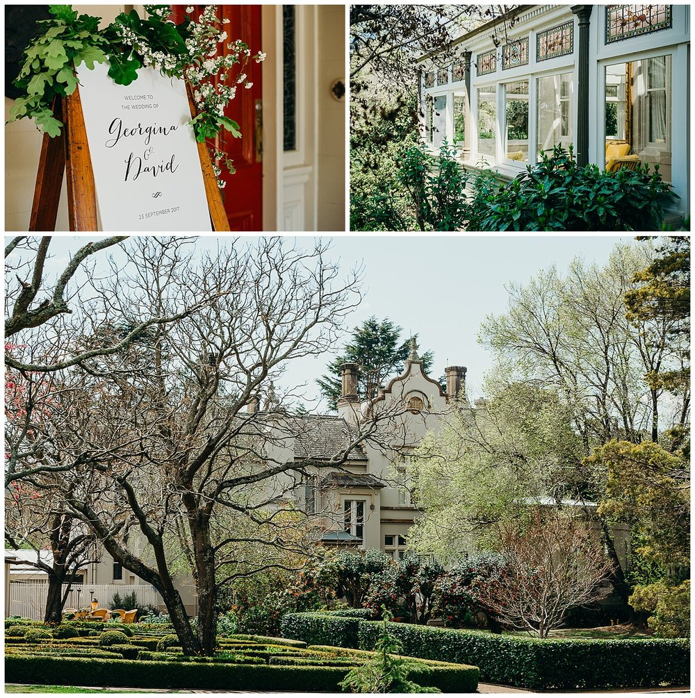 Zoe McMahon Photographer - Hopewood House - Wedding Day Photography - Georgie and David - Collage 1.jpg