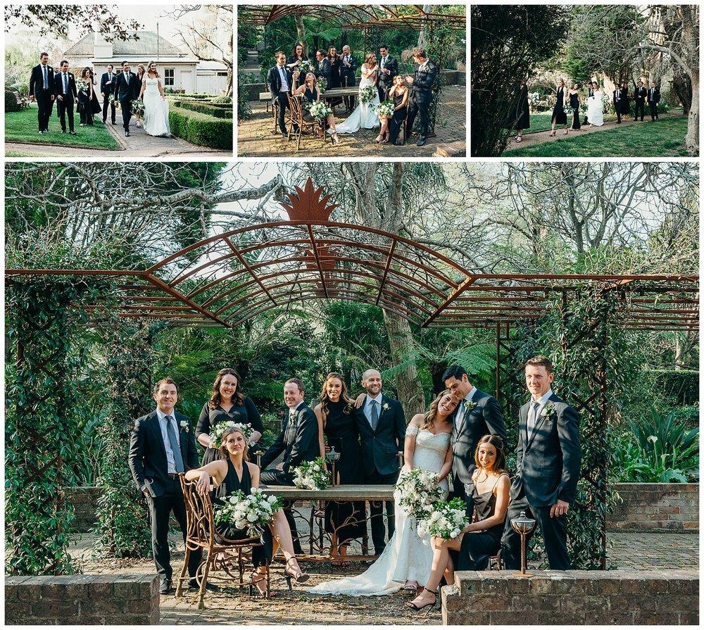 Zoe McMahon Photographer - Hopewood House - Wedding Day Photography - Georgie and David - Collage 10.jpg