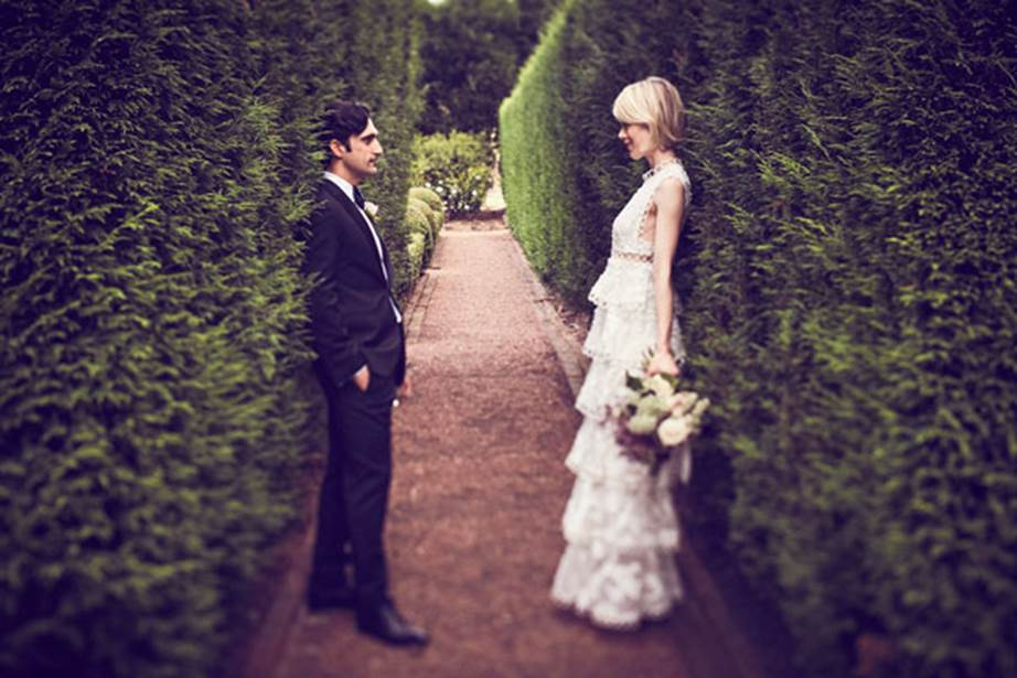 Hopewood House - Weddings  - Harpers Bazaar - Woodland Wedding in the Souther Highlands - Alyssa and Adriano - Hedge.jpg