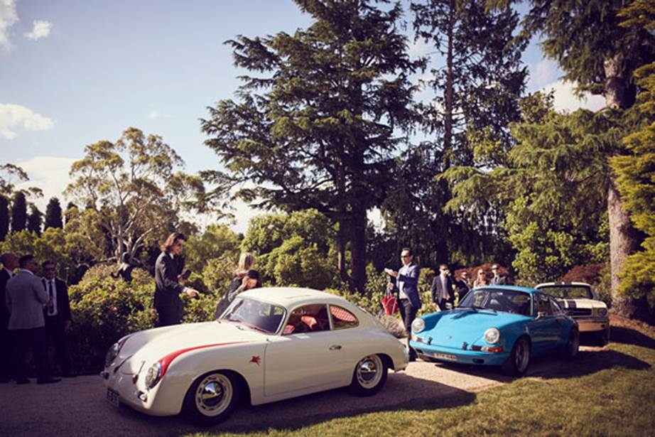 Hopewood House - Weddings  - Harpers Bazaar - Woodland Wedding in the Souther Highlands - Alyssa and Adriano - The Cars.jpg