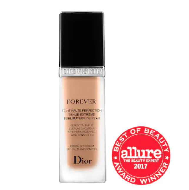 Diorskin Forever Perfect Foundation - But Jaclyn Hill uses this foundation?!?! TORN.What I do for fun is try and pick my shade online and then go into Sephora and see if I was right. If I was right, I win and buy it. If I was wrong, I ask one of the makeup artists to match my shade and I still buy it! Win win!