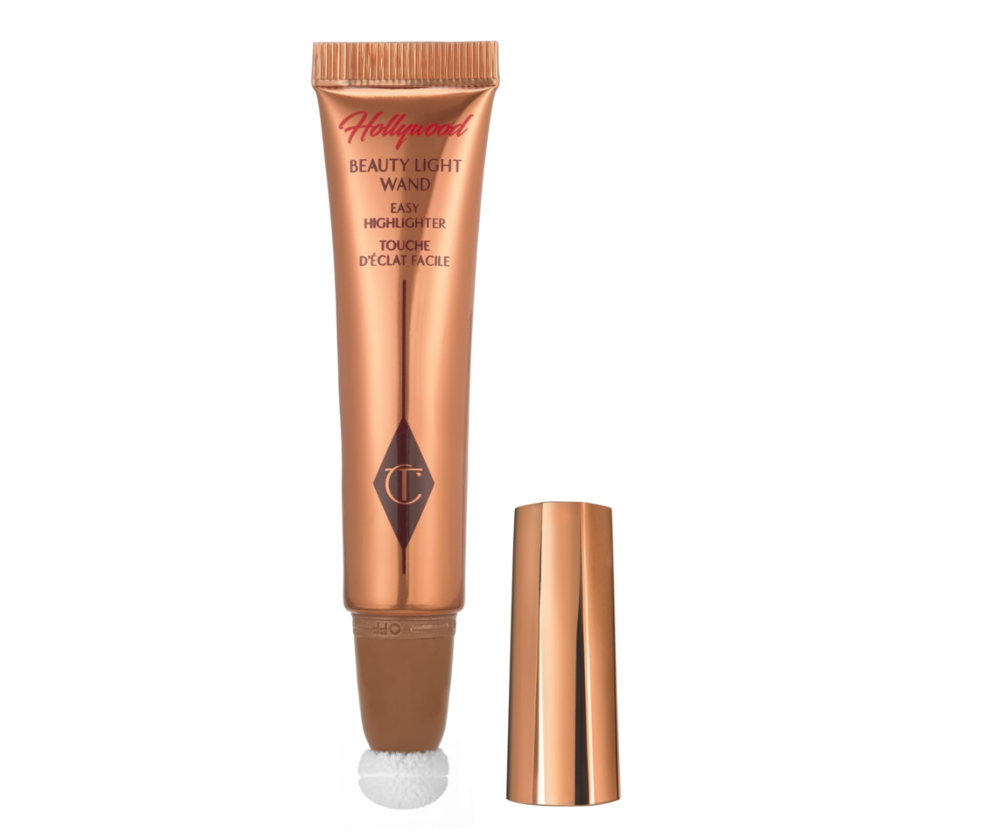 Charlotte Tilbury Light Wand - I've been admiring this from afar for over a year now (it's $38 for this little tube gahhh). You squeeze the tube and the liquid highlighter will come out on the puff, so you can easily swipe it on. It's a really good idea and perfect for traveling because there's no need to pack a highlighter and then a separate brush. Maybe I'll treat myself if I accomplish something noteworthy.