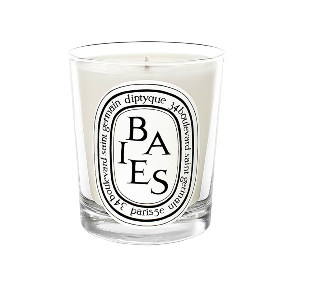 "Diptyque Candle - Nothing says ""I love you"" or ""You're my best friend in the entire world"" more than the infamous Diptyque candles from Nordstrom. I want this for the sole purpose of its aesthetic I would never dare to light it haha! (kidding…but I'm not)."