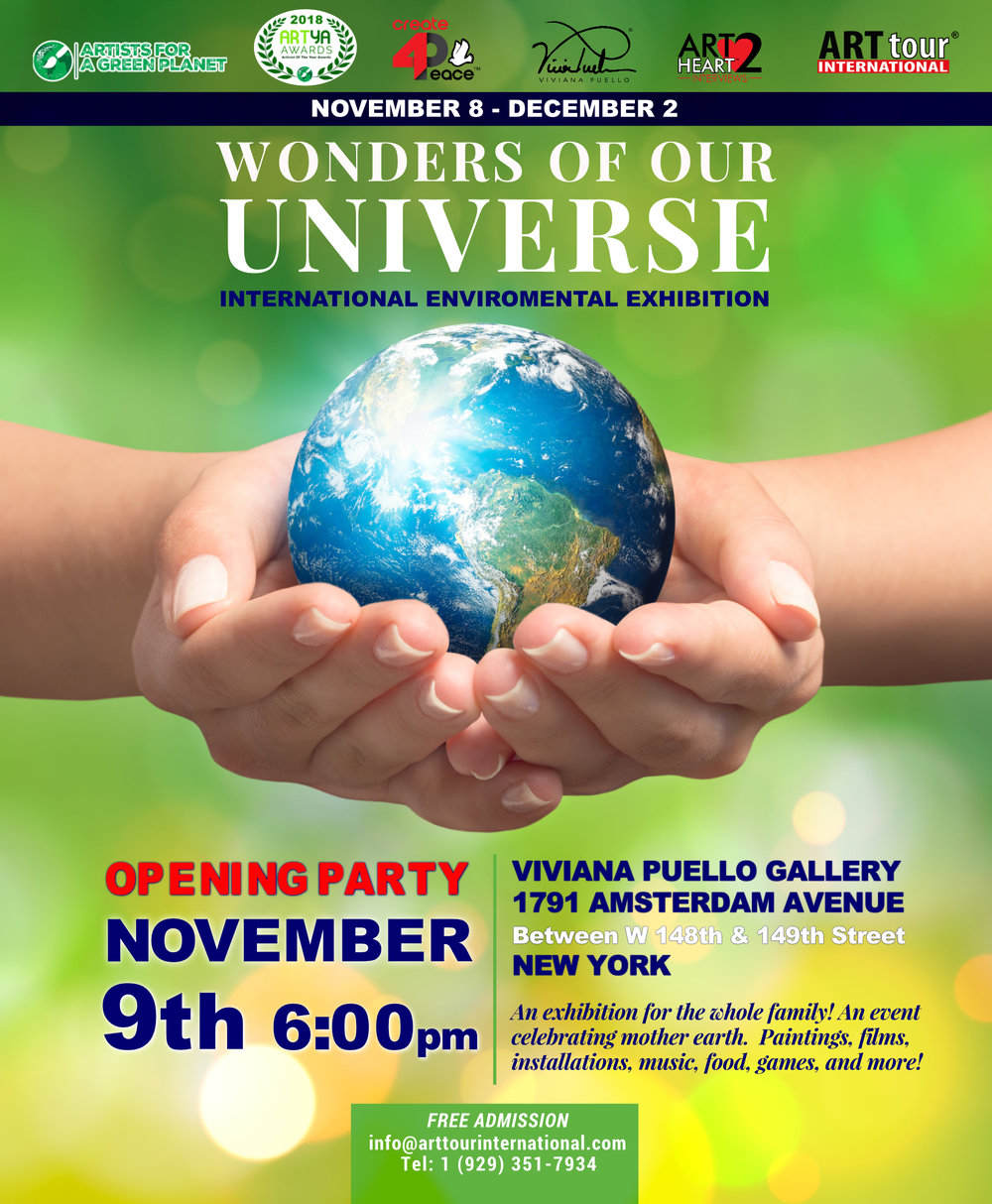 Wonders of our universe - International Environmental Exhibition