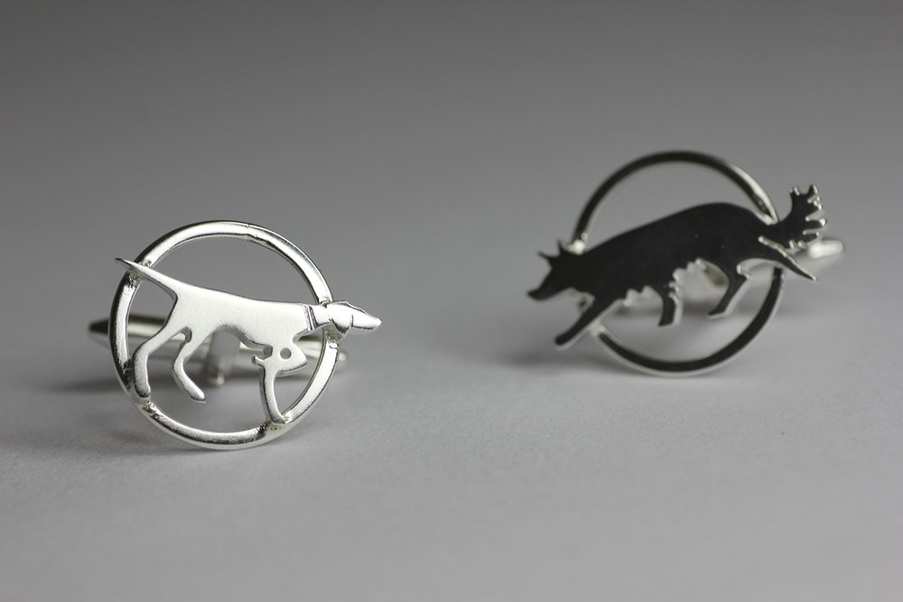 Make Your Own Cuff Links & Money Clip