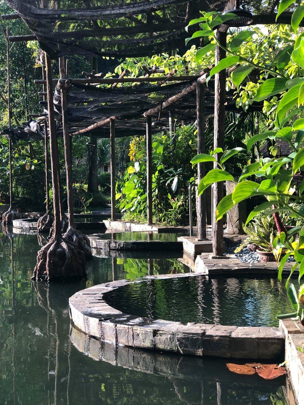 Hot Springs on the Equator - The Banjaran Resort Ipoh, Malaysia