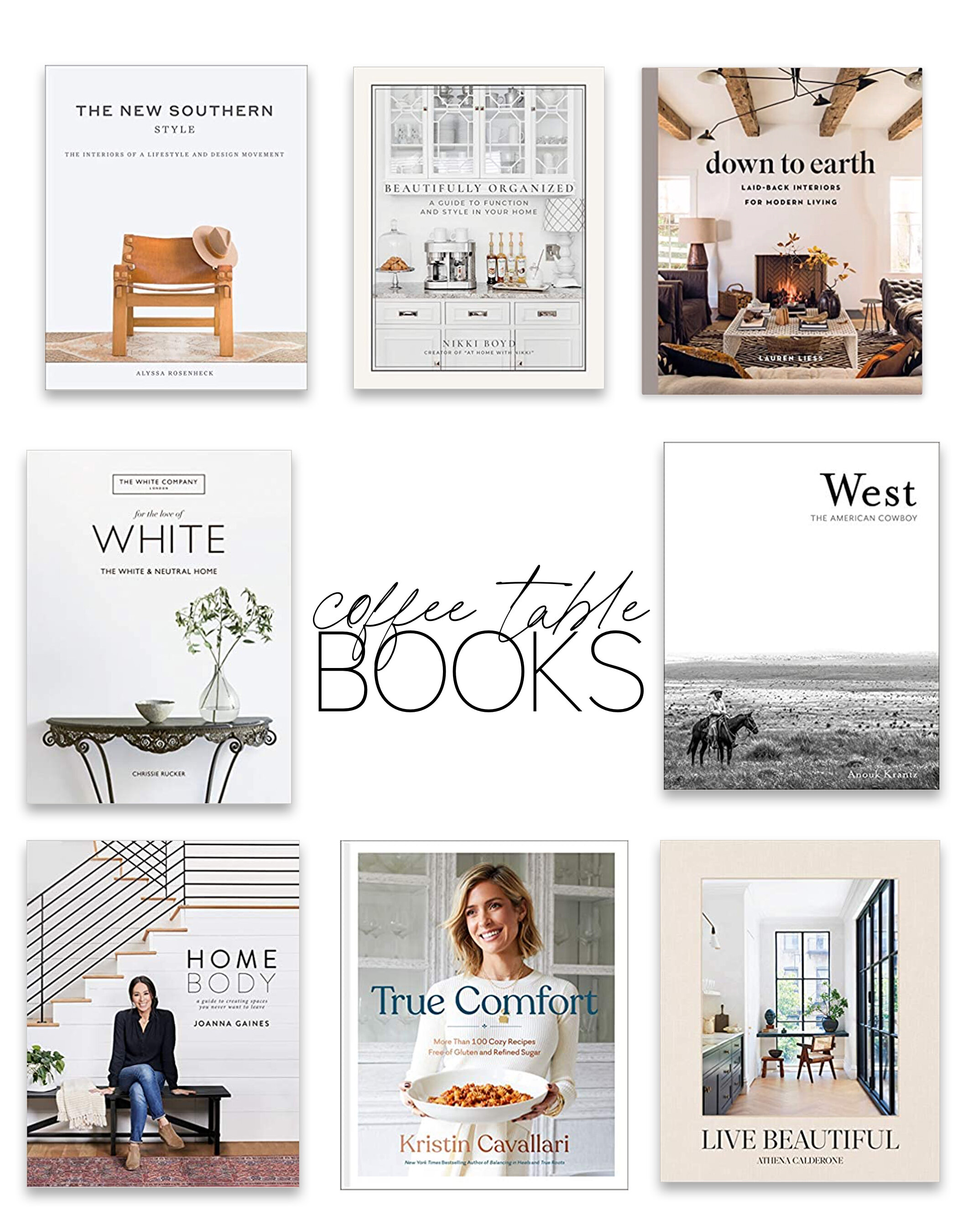 Home Decor Finds Coffee Table Books Stefany Banda