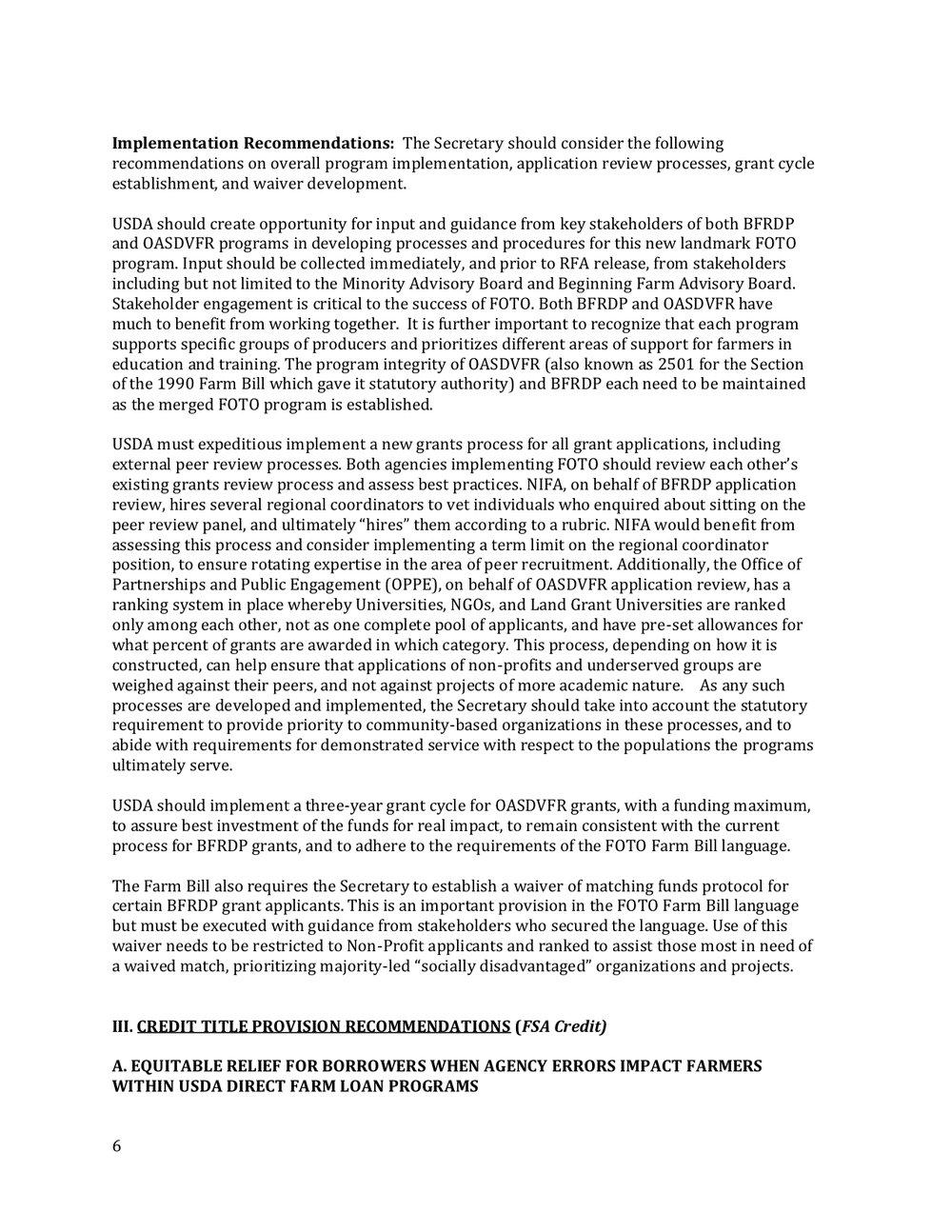 2018 Farm Bill Implementation Recommendations - Rural Co etal final March 1 page 7.jpg