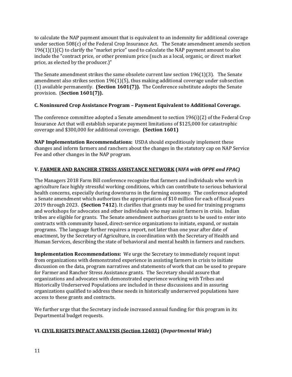 2018 Farm Bill Implementation Recommendations - Rural Co etal final March 1 page 12.jpg