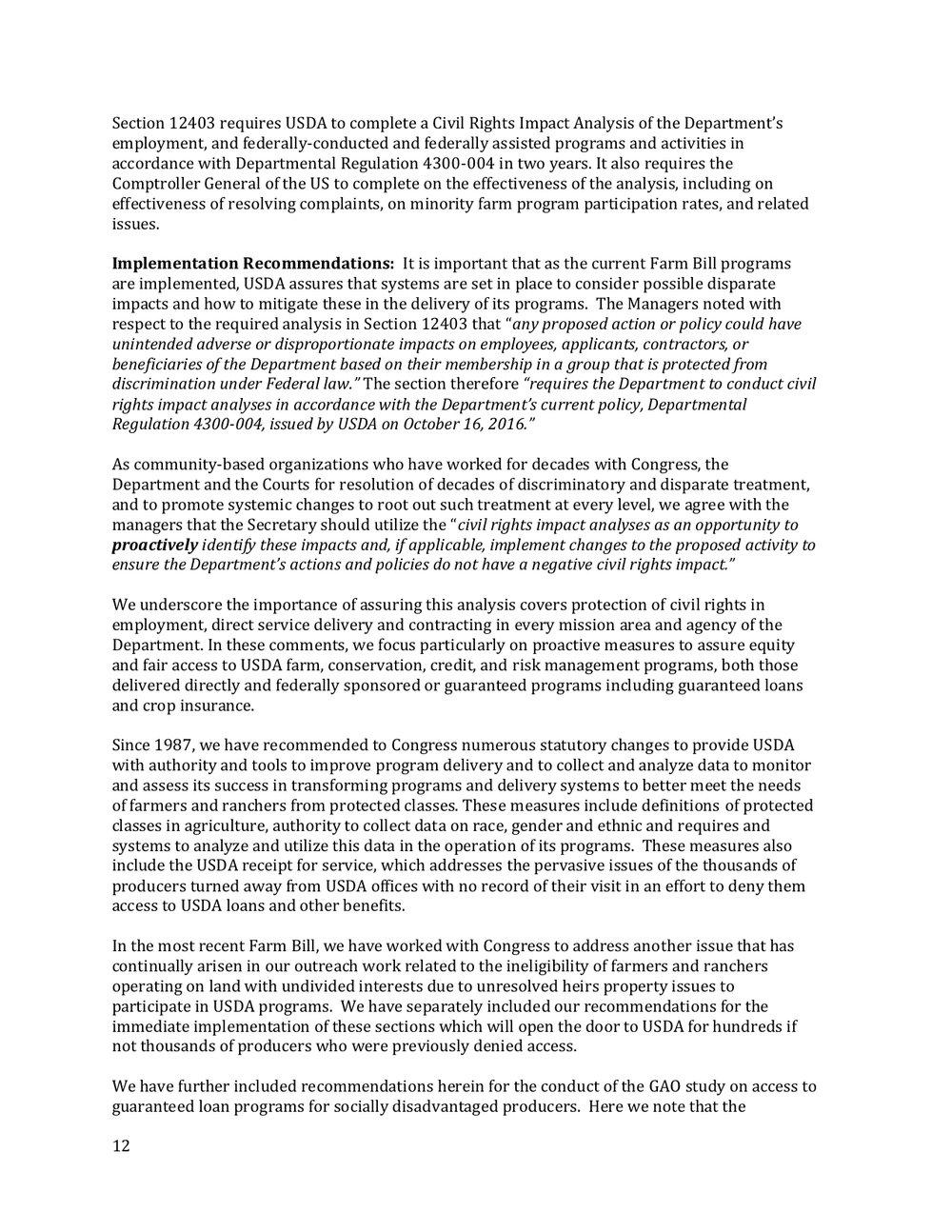 2018 Farm Bill Implementation Recommendations - Rural Co etal final March 1 page 13.jpg
