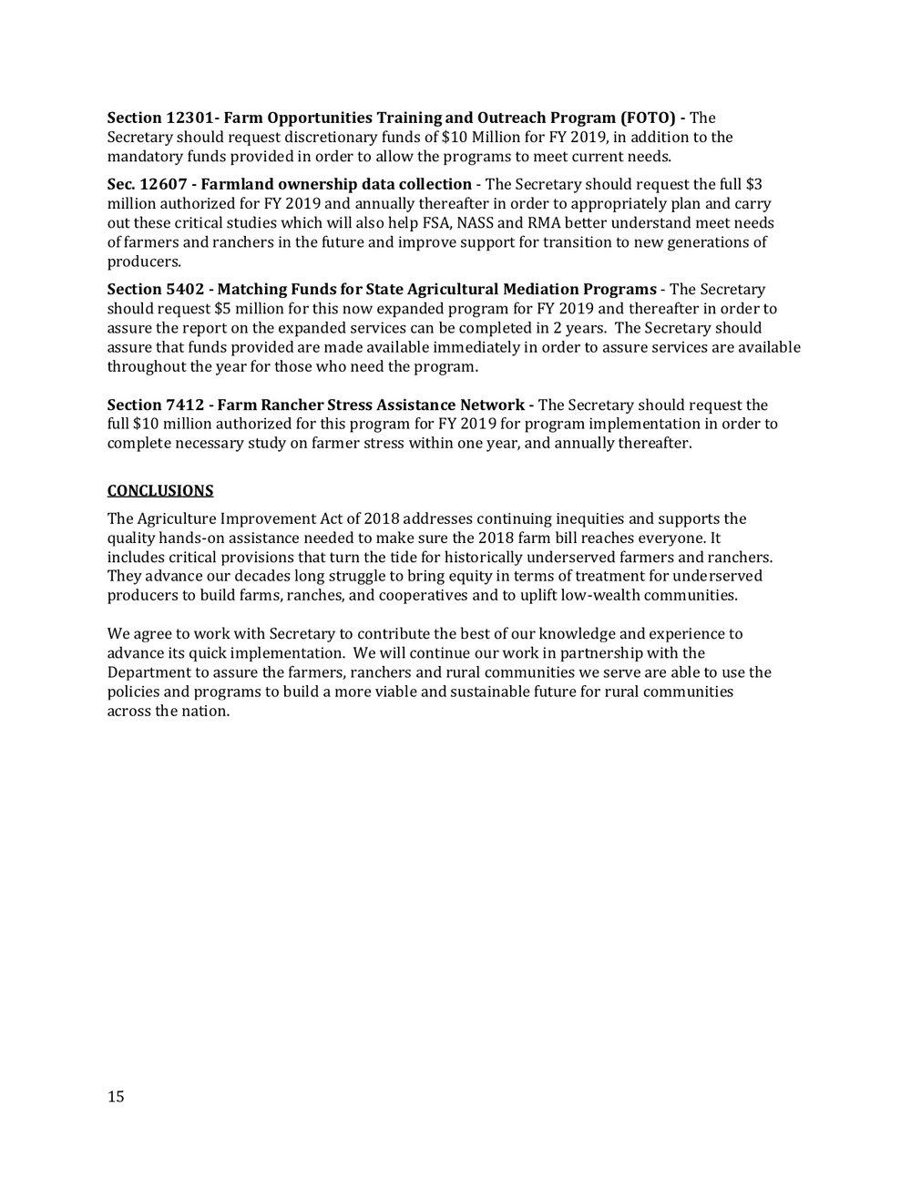 2018 Farm Bill Implementation Recommendations - Rural Co etal final March 1 page 16.jpg