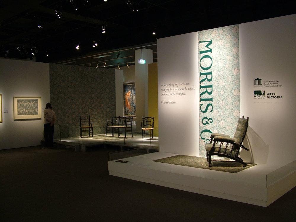 Morris & Co, Melbourne Museum