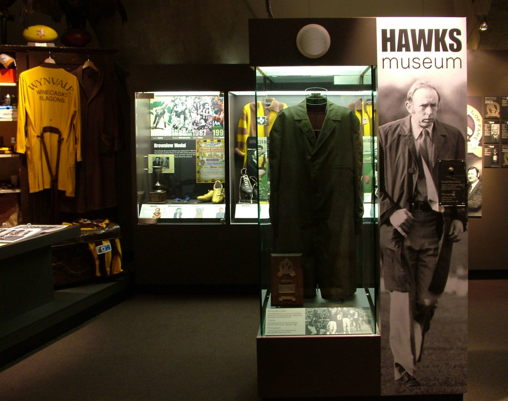 Hawks Museum, Hawthorn Football Club
