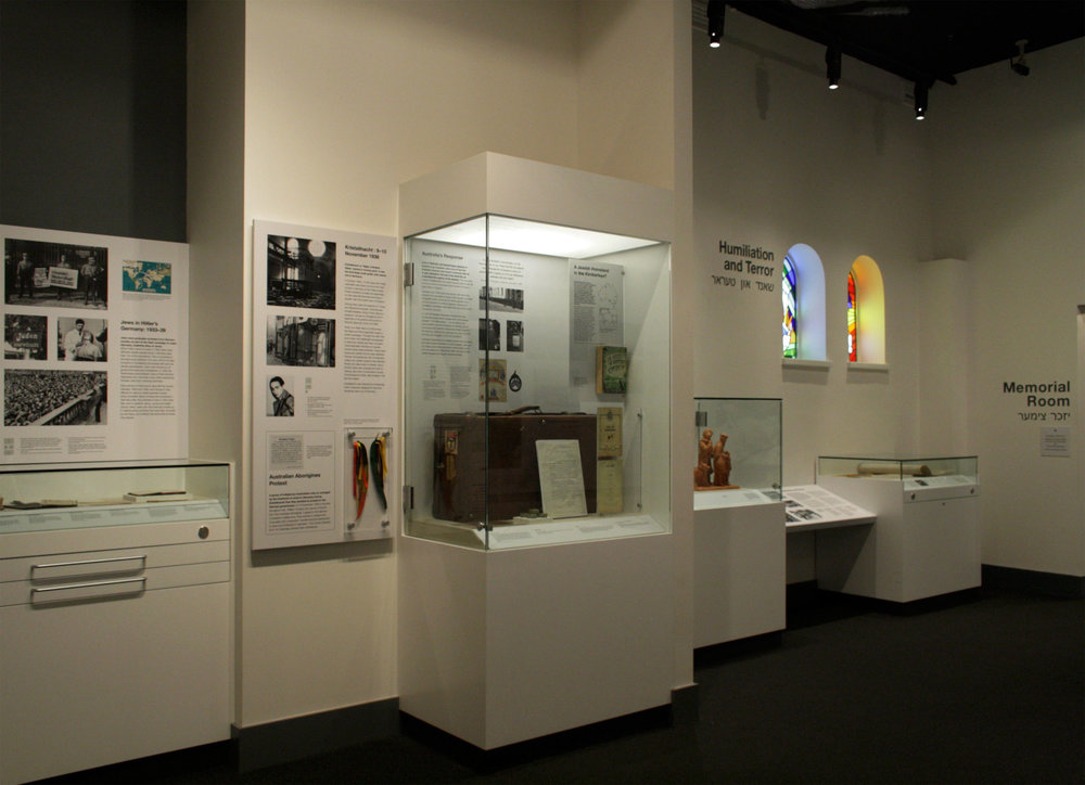 Jewish Holocaust Museum, Elsternwick