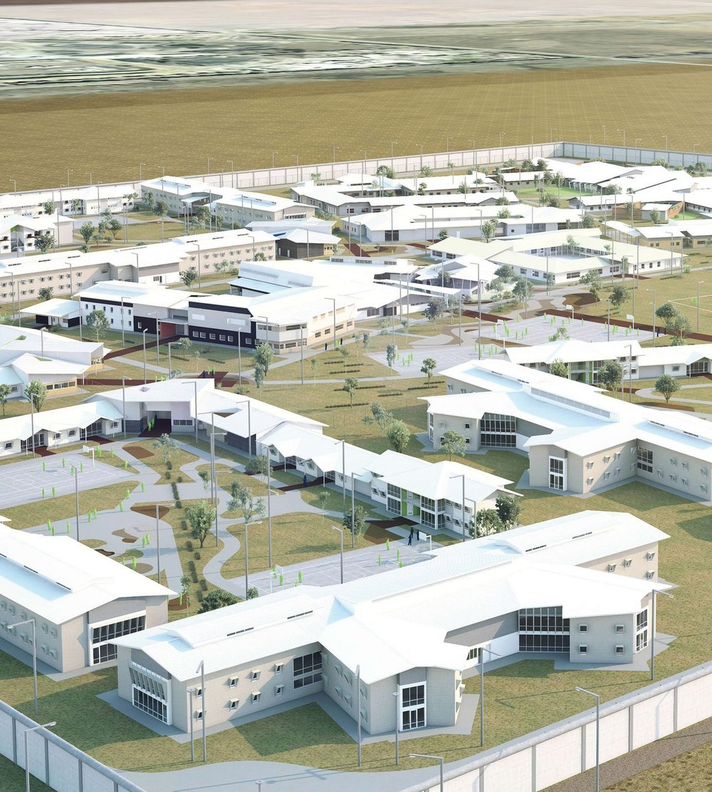 ravenhall prison -