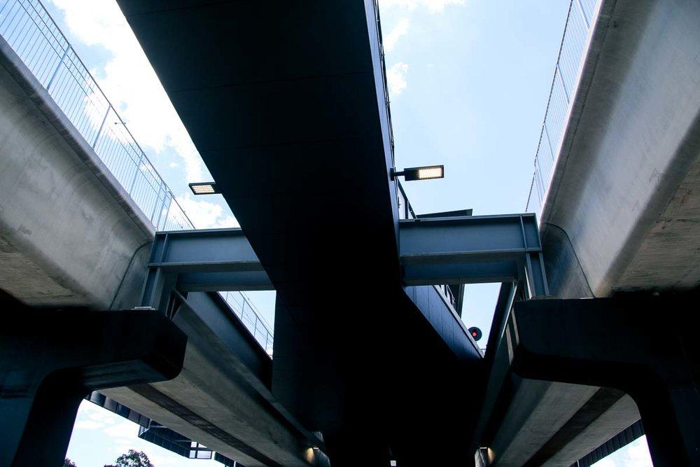 Pedestrian Bridge Beams