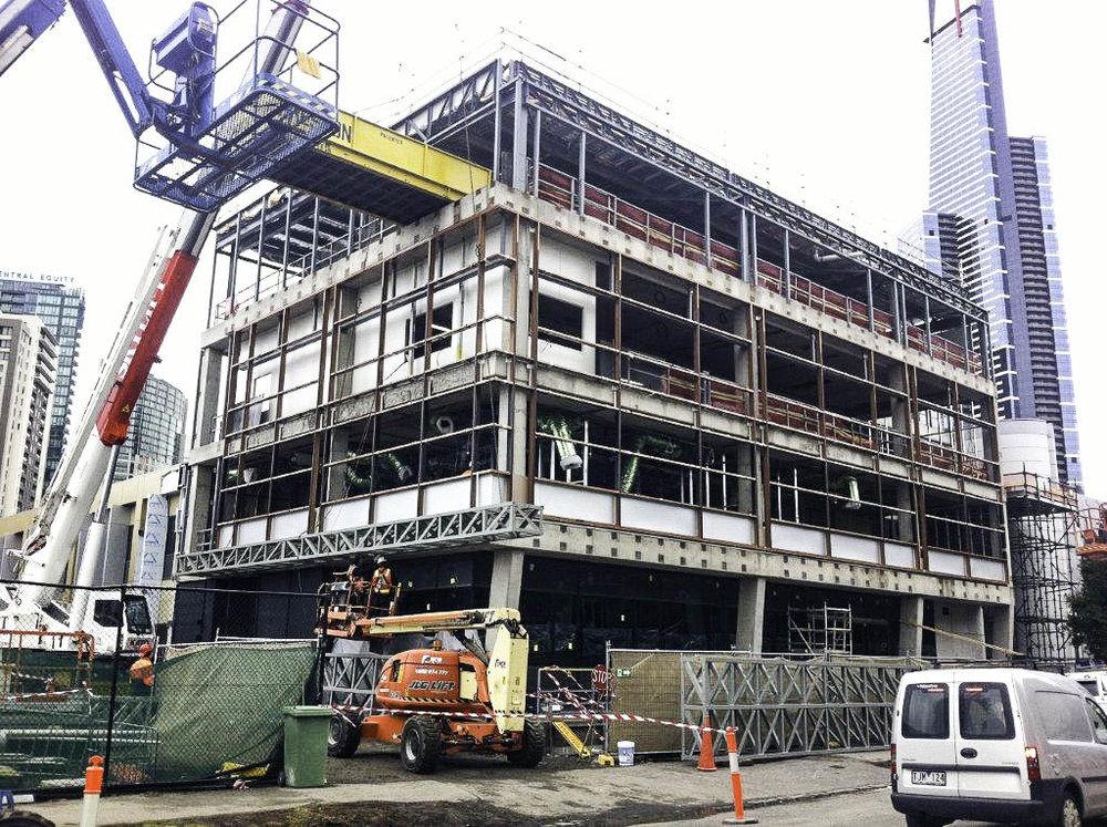 Melbourne Coroners Court Upgrade 2012-2013