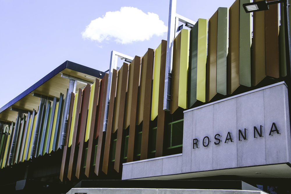 Rosanna Station - Architectural Fins