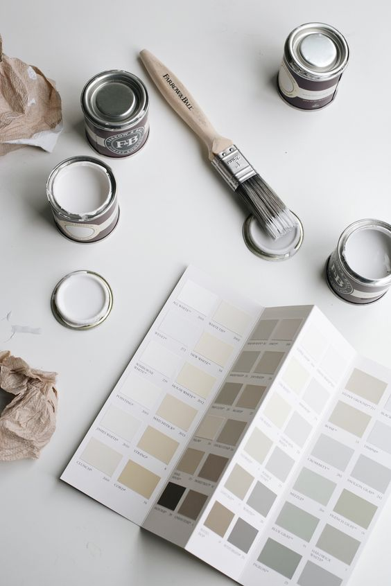 Colour study - When it comes to colour, opt for heritage matte over gloss in off white, light and slate greys, sage greens and navy colour schemes for a look with staying power.