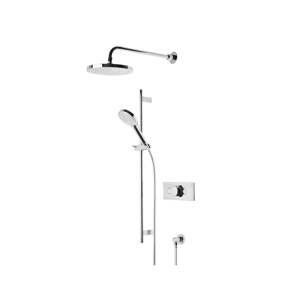 Event-Click Shower System
