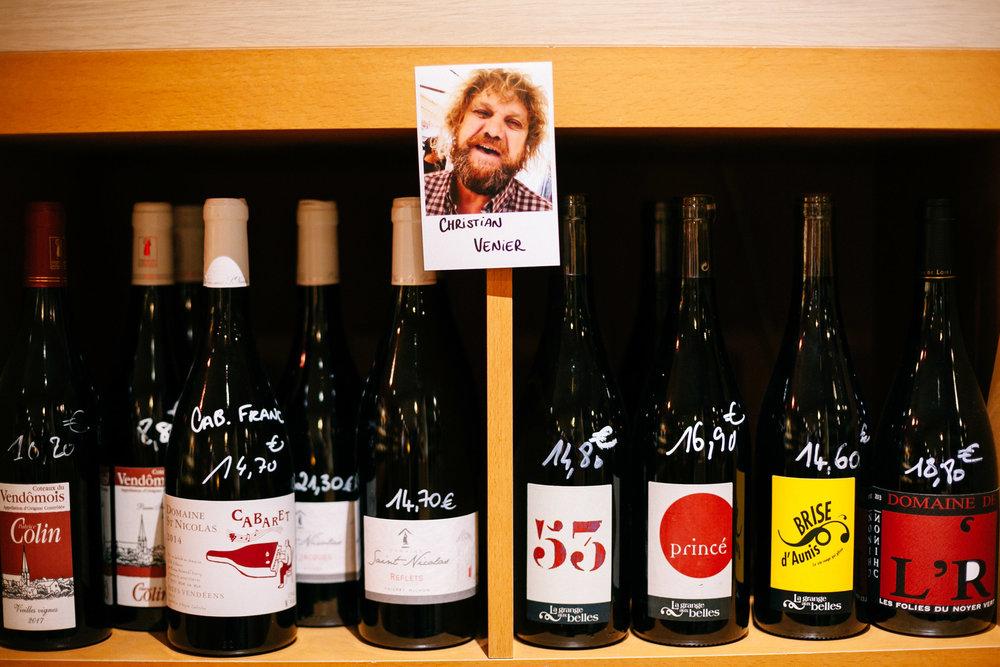 Du choix et encore du choix. Très peu de vins Nord-Coréens, finalement…