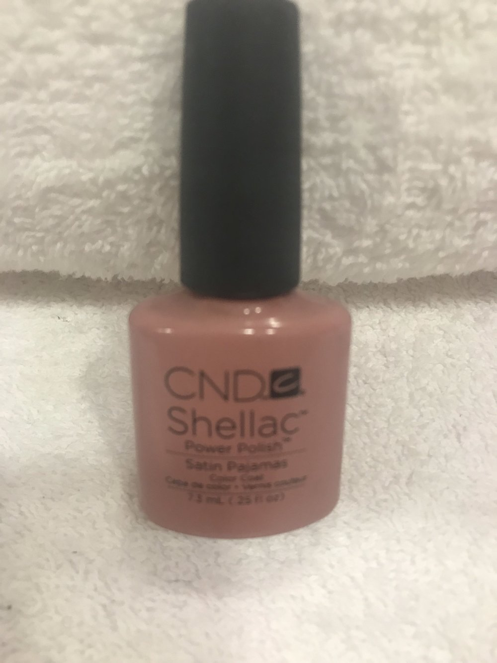 CND Satin Pajamas