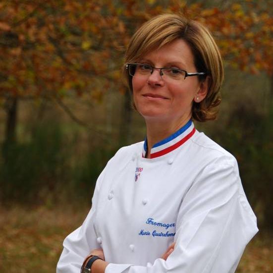 Marie Quatrehomme Meilleur Ouvrier de France - Restaurant étoilé Paris 2e